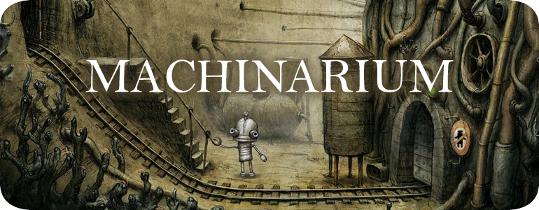 Machinarium: Proactivo